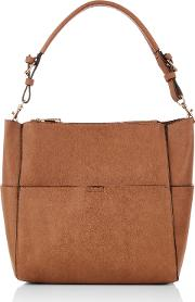 Oasis , Multi Strap Hobo Bag, Tan