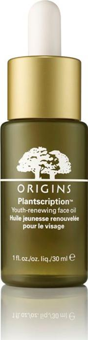 Origins , Plantscription Face Oil