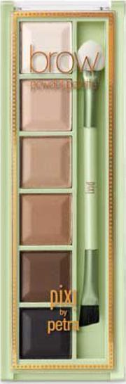 Pixi , Brow Powder Palette, Shades Of Brows