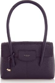 Radley , Burnham Beeches Medium Flapover Tote Bag, Blue