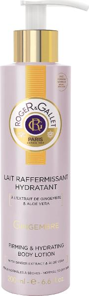 Roger & Gallet , Gingembre Sorbet Body Lotion 200ml