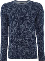 Scotch & Soda , Men's  Classic Cotton Melange Pullover, French Navy