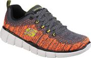 Skechers , Equalizer 2.0 Perfect Game, Charcoal