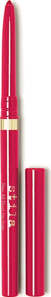 Stila , Stay All Day Lip Liner, Sangria