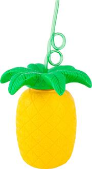 Sunnylife , Pineapple Sipper Drinks Cup, Yellow