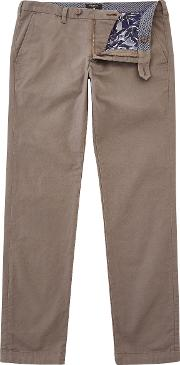 Ted Baker , Men's  Procor Slim Fit Chinos, Charcoal