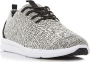 Toms , Del Rey Woven Trainers, Grey