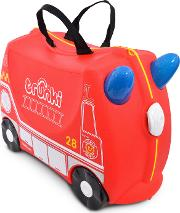 Trunki , Frank The Firetrunck Ride On