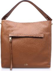 Vince Camuto , Giny Hobo Shoulder Bag, Brown