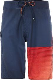 Volcom , Men's  2 Way Stretch 21 Boardshort, Navy