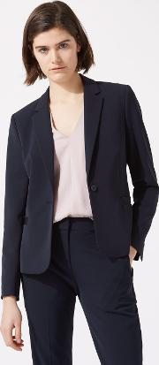 Jigsaw , Paris One Button Jacket