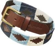 Pampeano , Leather Polo Belt