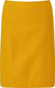 Marc Cain , Wool Pencil Skirt