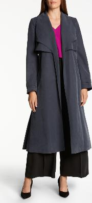 Bruce By Bruce Oldfield , Twill Trench Coat