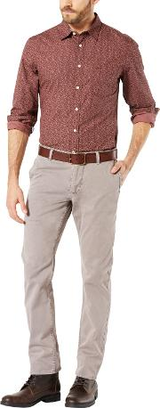 Dockers , New Bic Slim Tapered Trousers