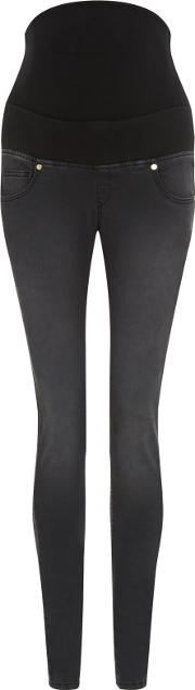 Isabella Oliver , Zadie Super Stretch Skinny Maternity Jeans, Charcoal