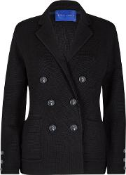 Winser London , Milano Wool Double Breasted Blazer