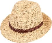 Christys , ' Straw Bude Trilby Hat, Natural