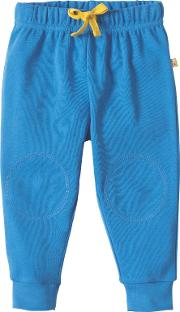 Frugi Organic , Baby Kneepatch Crawlers Trousers