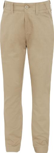 John Lewis Heirloom Collection , Boys' Chino Suit Trousers, Beige