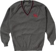 Unbranded , The Westgate School Unisex Pullover, Grey
