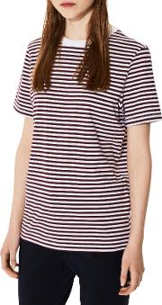 Selected Femme , My Perfect Stripe T Shirt