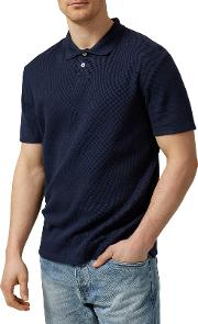 Selected Homme , Louis Polo Shirt, Dark Sapphire