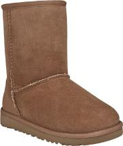 Ugg , Children's Classic Short Sheepskin Boots