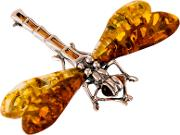 Bejewelled , Be Jewelled Dragonfly Brooch