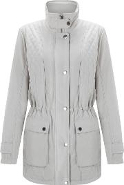 Four Seasons , Quilted Jacket