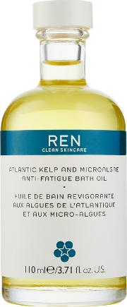 Atlantic Kelp And Magnesium Salt Anti Fatigue Bath Oil