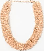 John Lewis , Beaded Chain Collar Necklace