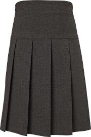 John Lewis , Easy Care Panel Pleated Girls' School Skirt