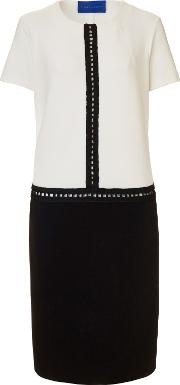 Winser London , Crochet Trim Dress