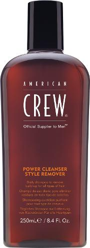 American Crew , Power Cleanser Style Remover Shampoo, 250ml