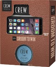 American Crew , Run With Style Gift Set