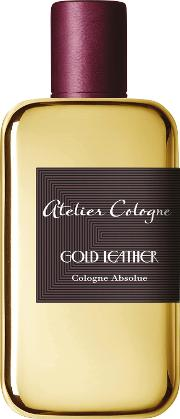 Atelier Cologne , Gold Leather Cologne Absolue, 100ml