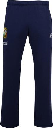 Canterbury Of New Zealand , British And Irish Lions Fleece Tracksuit Bottoms, Navy