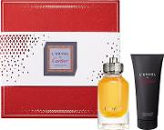 Cartier , L'envol De  80ml Eau De Parfum Fragrance Gift Set