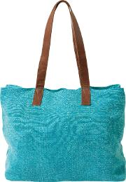 East , Jute Hobo Bag
