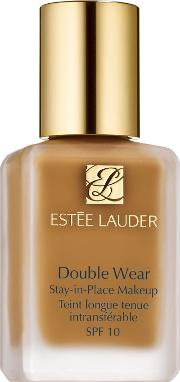 Estee Lauder , Double Wear Stay In Place Foundation Makeup Spf10