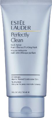 Estee Lauder , Perfectly Clean Multi Action Foam Cleanserpurifying Mask