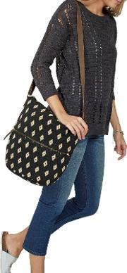 Fat Face , Tia Woven Crossbody Bag