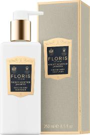 Floris , Night Scented Jasmine Enriched Body Moisturiser, 250ml