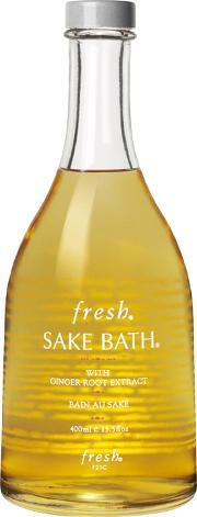 Fresh , Fresh Sake Bath Oil