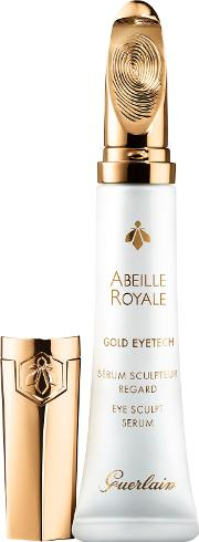 Guerlain , Abeille Royale Gold Eyetech Sculpt Serum, 15ml