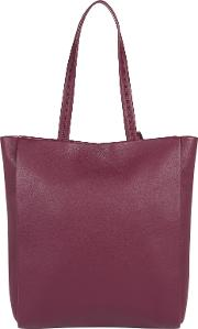 Jaeger , Icon Leather Tote Bag