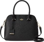 Kate Spade New York , Cameron Street Maise Leather Satchel