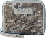 Liebeskind , Dot S7 Leather Weave Coin Purse