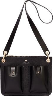 Modalu , Carter Leather Shoulder Bag